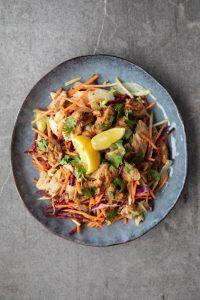 Lemon and Ginger Chicken Salad